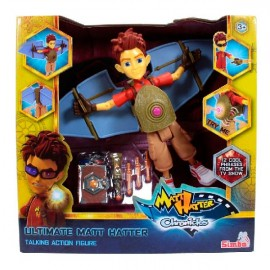 Figura Matt Hatter Ultimate