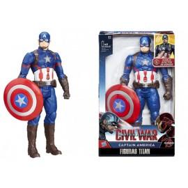 Capitan America Titan Electronico
