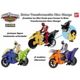 Power Ranger Moto Surtido
