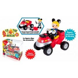 Quad Emergencia Mickey Mouse