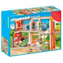 Playmobil Hospital Infantil