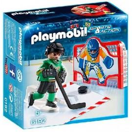 Porteria Hockey Sobre Hielo 6192