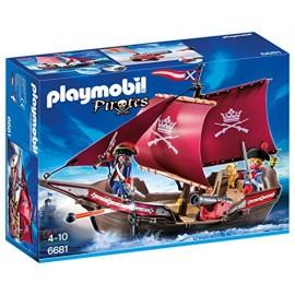 Barco Patrulla Pirata 6681