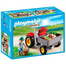 Tractor Cosechadora 6131