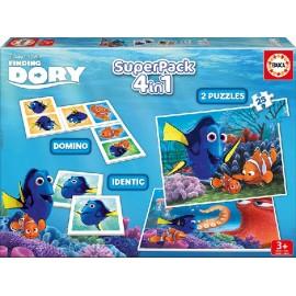 Super Pack 4 en 1 Dory