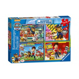 Puzzle 42x4 Paw Patrol
