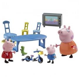 Peppa Pig en Familia