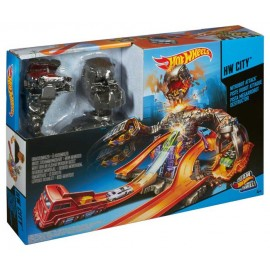 Hot Wheels Robot Attack