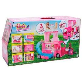 Autocarabana de Barbie