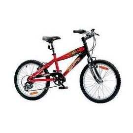 "Bicicleta 20"" Hot Wheels 6v."
