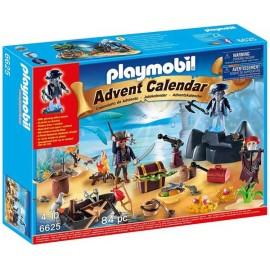 Calendario Isla del Tesoro 6625