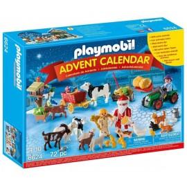 Calendario Navidad 6624