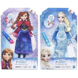 Frozen Capa Magica
