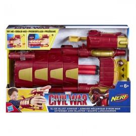 Nerf Guante Iron Man