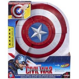 Escudo Capitan America Nerf