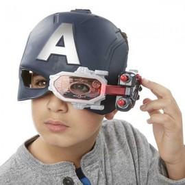 Casco Vision Capitan America
