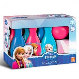 Juego de Bolos Frozen