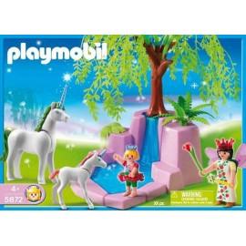 Set Unicornios y Hadas Playmobil