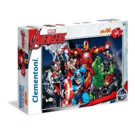 Puzzle 60 Maxi Avengers