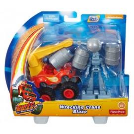 Vehiculo Blaze Grua Demoledora