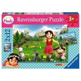 Puzzle 12x2 Heidi