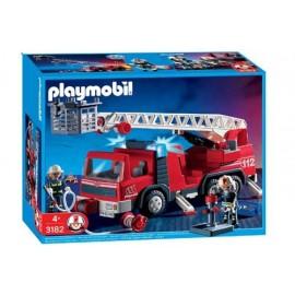 Camion de Bomberos Playmobil