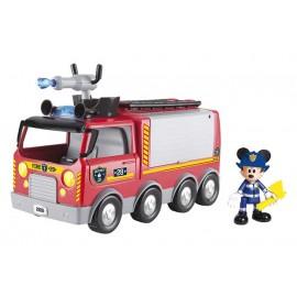 Camion de Bomberos Mickey Mouse