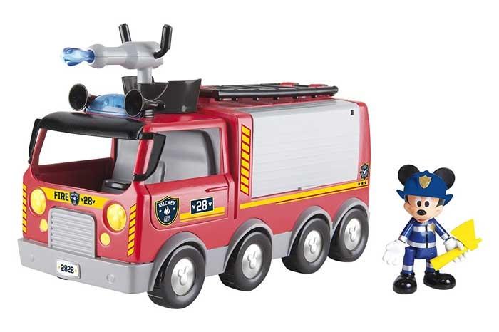 Camion de Bomberos Mickey Mouse  Juguetes Pedrosa