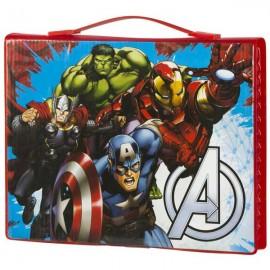 Maletin de Dibujo Avengers