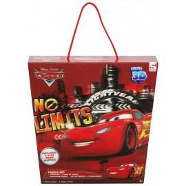 Puzzle 24x4 Cars 3D