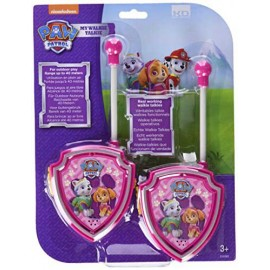 Walkie Talkies Paw Patrol Skie
