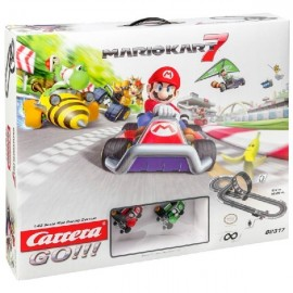 Pista Carrera Mario Kart 7