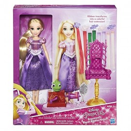Rapunzel Extensiones Magicas