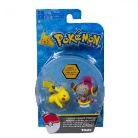 Pokemon Pikachu vs Hoopa