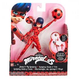 Ladybug Figura Voladora