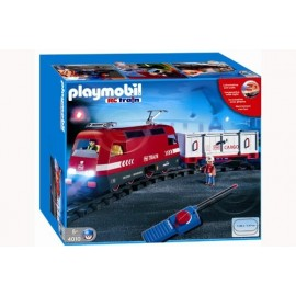 Tren Mercancias RCE Playmobil