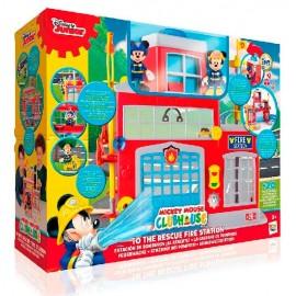 Estacion de Bomberos Mickey