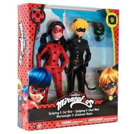 Ladybug Pack 2 Figuras