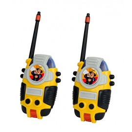Walkie Talkies Sam el Bombero