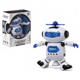 Robot Luz y Sonido
