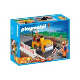 Apisonadora Playmobil