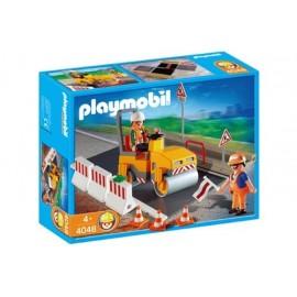 Apisonadora Playmobil