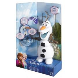 Olaf Cabeza Loca Frozen
