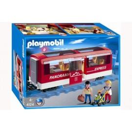 Vagon de Pasajeros Playmobil