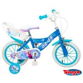 "Bici 14"" Frozen"