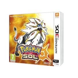 3ds Pokemon Sol