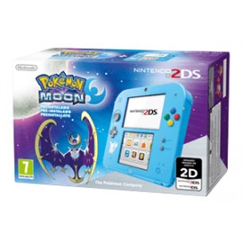 Nintendo 2ds Pokemon Luna
