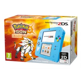 Nintendo 2ds Pokemon Sol