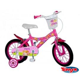 """Bici 14"""" Pin y Pon"""