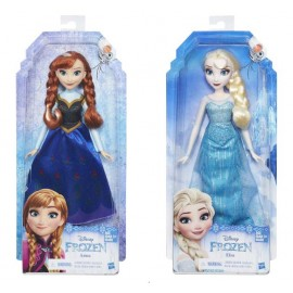Frozen Ana o Elsa